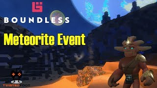 Meteorite Event | Boundless Let