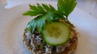 Рийет из скумбрии / Mackerel pate