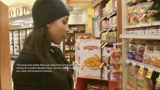 Good Snack Option For A Lean Body - Grocery Shopping Tips - Healthy Gal [video4]