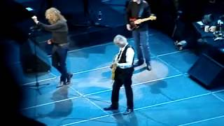 Led Zeppelin Reunion-In My Time Of Dying- O2 Arena