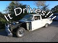 First Drive!! 1964 Ford Ranchero