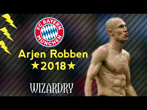 Arjen Robben 2018 Skill show  ●  This is why He is a LEGEND🔥