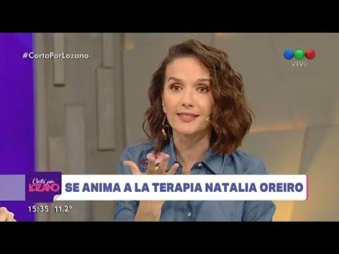 Natalia Oreiro - Cortá por Lozano - Telefe 2.7.2018 - www.nataliaoreiro.cz