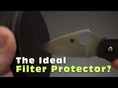 Is This the Ideal Filter Protector?