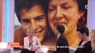 """Vincent Niclo: émission """" Toute une Histoire """" 13/04/2015 (part 1)"""