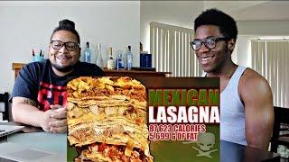 """""""mexican Lasagna"""" Reaction!!!!!"""