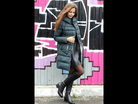 видео: Теплая куртка-пуховик miegofce, модель 2016 наполнение Био-пух