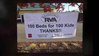 100 Beds for 100 Kids 2016