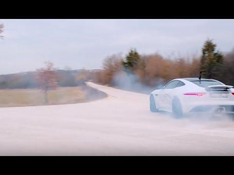 Drift mašina! Jaguar F-Type drift - testirao Juraj Šebalj