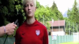 US Women's National Soccer Team - Megan Rapinoe