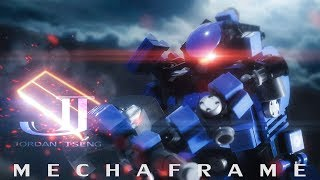 Mechaframe - Keiji and Rita's combat training