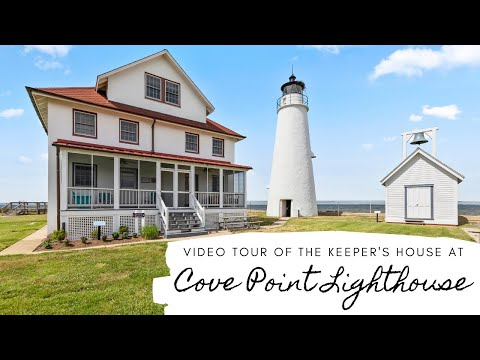 visit-the-cove-point-lighthouse-keeper's-house!