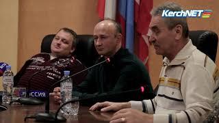 Kerch: '''' rus bayrog'i saqlash uchun qanday haqida Nord ikkinchi mate SCHs