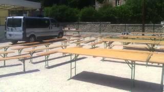 Tour de France Aron'C : Les Ollières sur Eyrieux