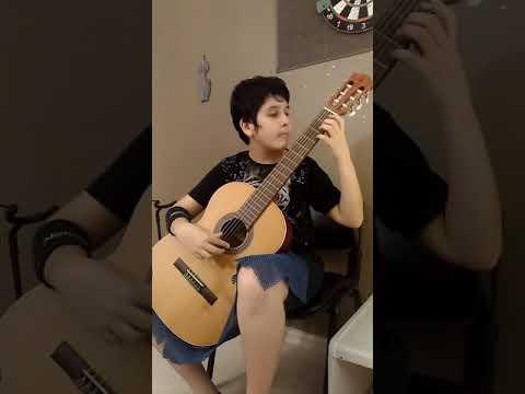 "Aaron Shearer ""Serenade I"" played by Arda Yildirim"