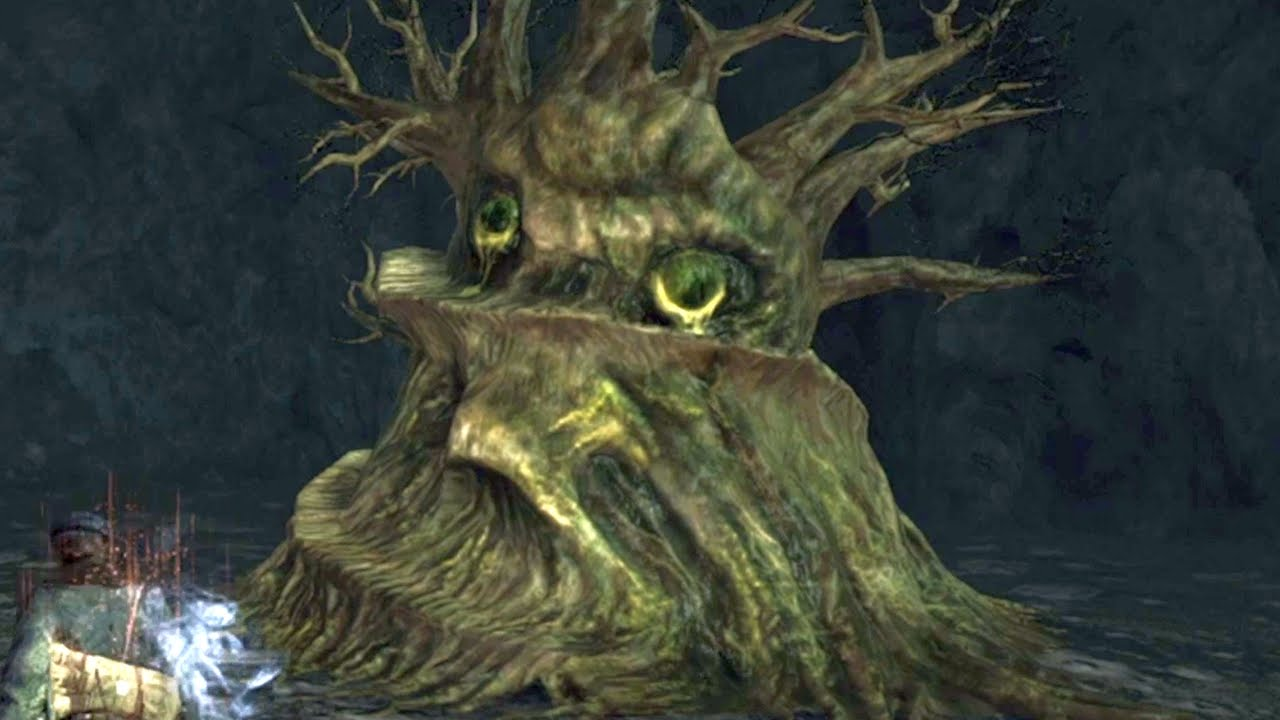 dark souls 2 dlc finding the magical repair tree youtube