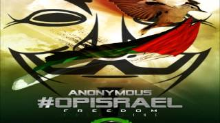 TheRayBoss : Anonymous - Israel (2012) (LIST PEOPLE DIED + DOWN WEBSITE)