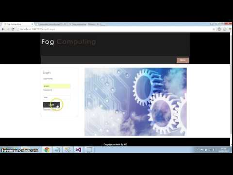 Fog Computing: Mitigating Insider Data Theft Attacks in the Cloud
