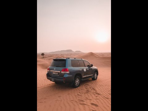 Sand dune desert safari Dubai 2020. 4×4 Dubai Desert Safari & ATV bike ride in 1080p
