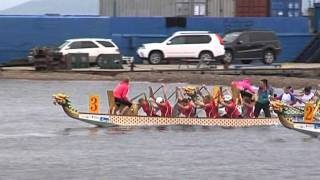 Гребля(Dragon boat).Кубок Губернатора_2012.