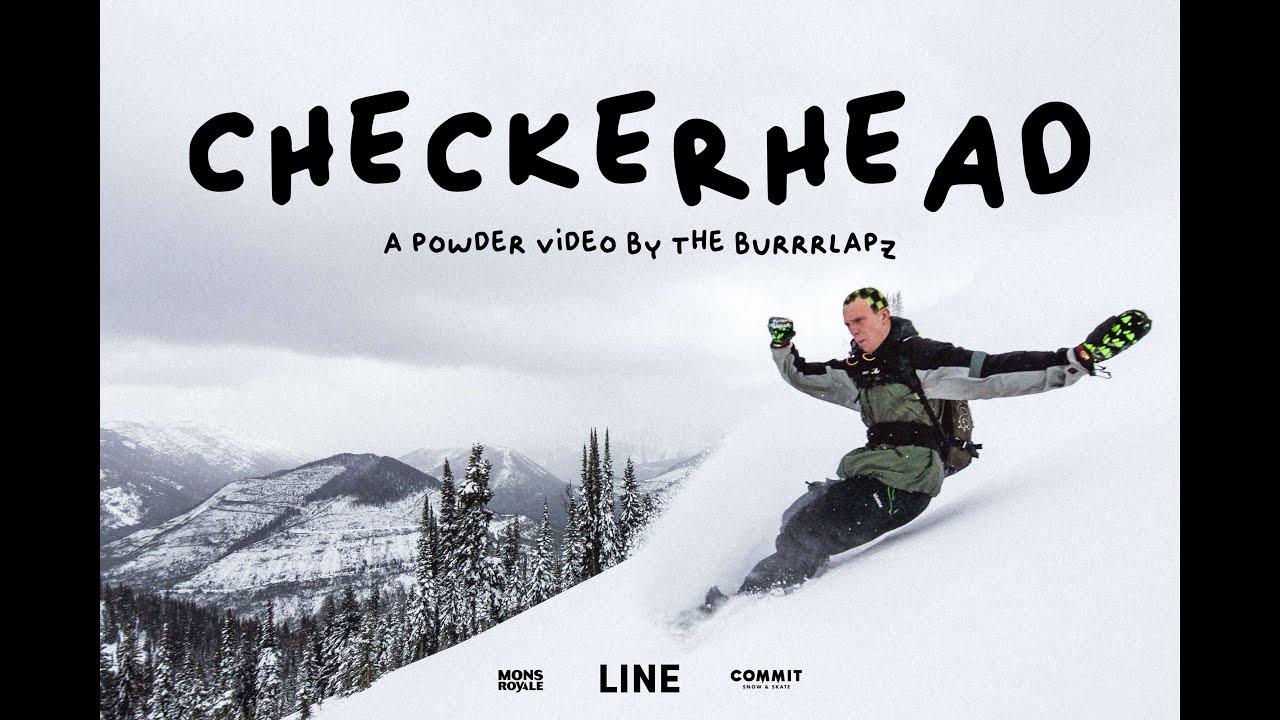 Burrrlapz | CHECKER HEAD