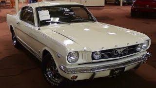1966 Ford Mustang Fastback V8
