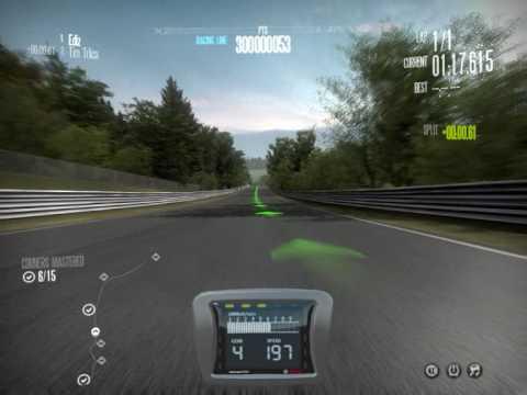Need For Speed Shift Pagani Zonda R vs Bugatti Veyron