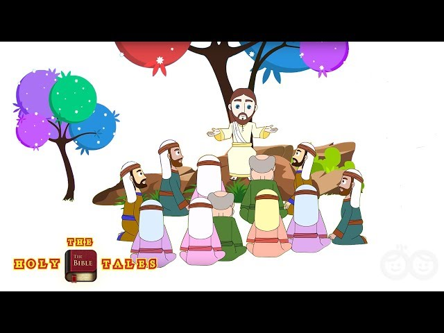 Leaven And Dough - Bible Stories For Children