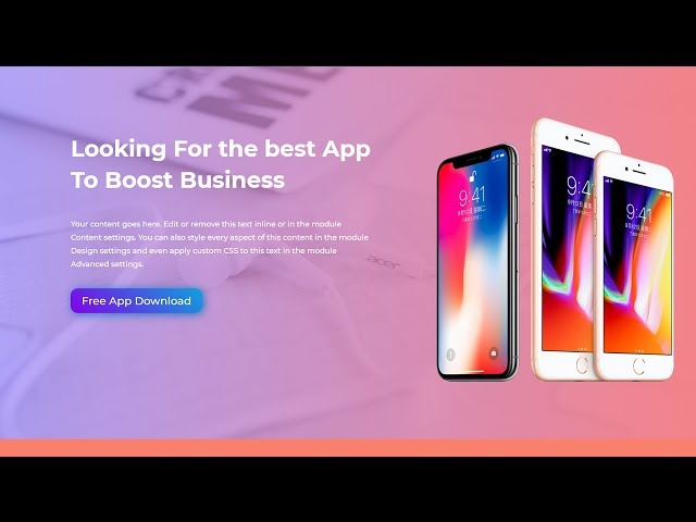 Divi Landing Page | Create A Landing Page In WordPress With DIVI Theme | Divi Theme Tutorial 2019