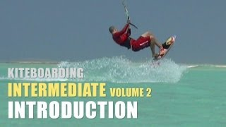 Learn Kitesurfing Back Rolls, Front Rolls & Transitions  - Progression Intermediate Volume 2