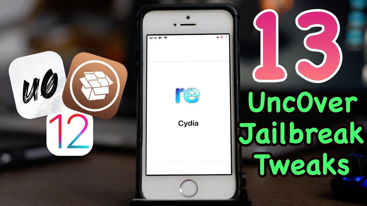ReCydia2 | Unc0ver Jailbreak Tweaks | iOS 12 0 - 12 1 2 | Apr Wk2