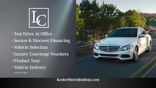 The Luxury Concierge Program | At The Mercedes-Benz Center | At Keeler Motor Car Co. | 12110 thumbnail