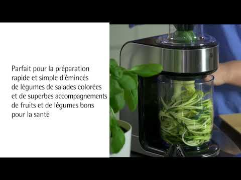 wmf-kult-x-spiralizer-/-coupe-légumes-spirales