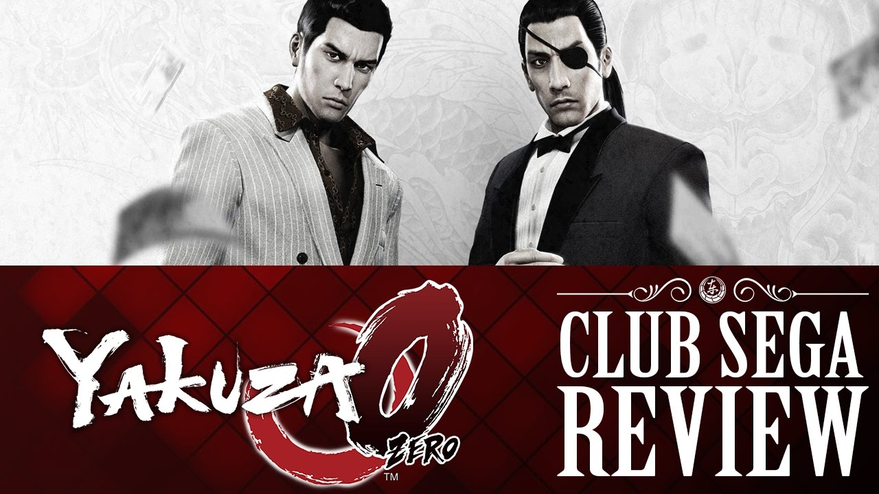 Yakuza 0 Review Yakuza Fan