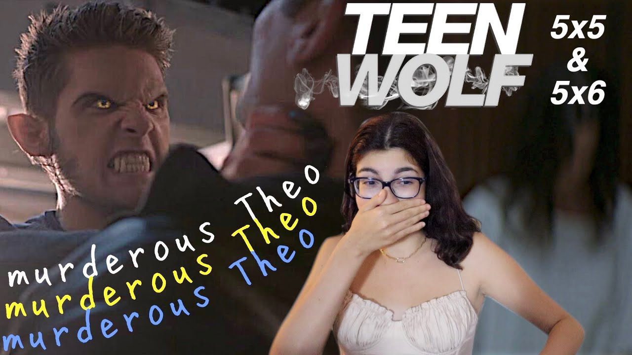 IS THIS A HORROR MOVIE?!?! Teen Wolf 5x5-5x6 Reaction & Commentary
