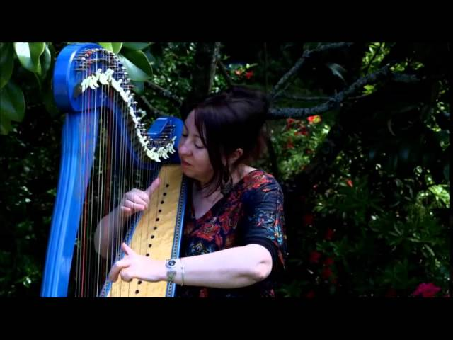 A Thousand Years (Christina Perri) on harp