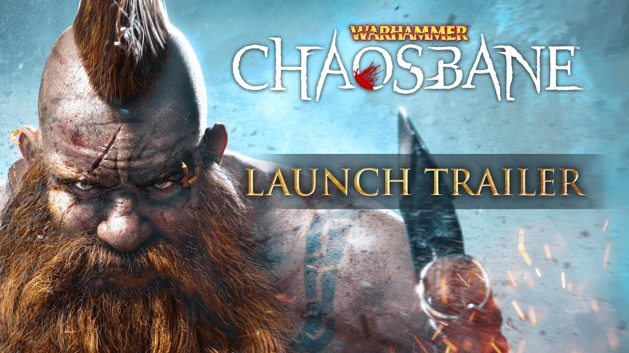 Warhammer: Chaosbane - Launch Trailer