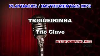♬ Playback / Instrumental Mp3 - TRIGUEIRINHA  - Trio Clave