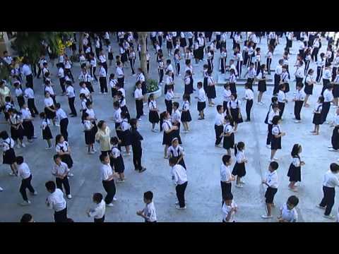 Trường Tiểu học Trương Định - Bài tập TD giữa giờ