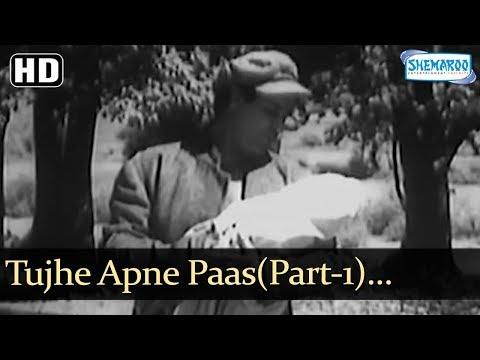 Tujhe Apne Paas Bulati Hai Part 1 - Patita Songs - Dev Anand - Usha Kiran - Agha - Talat Mahmood