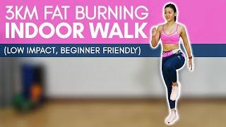 3KM Fat Burning Indoor Walk (Burn up to 400 Calories)  Joanna Soh