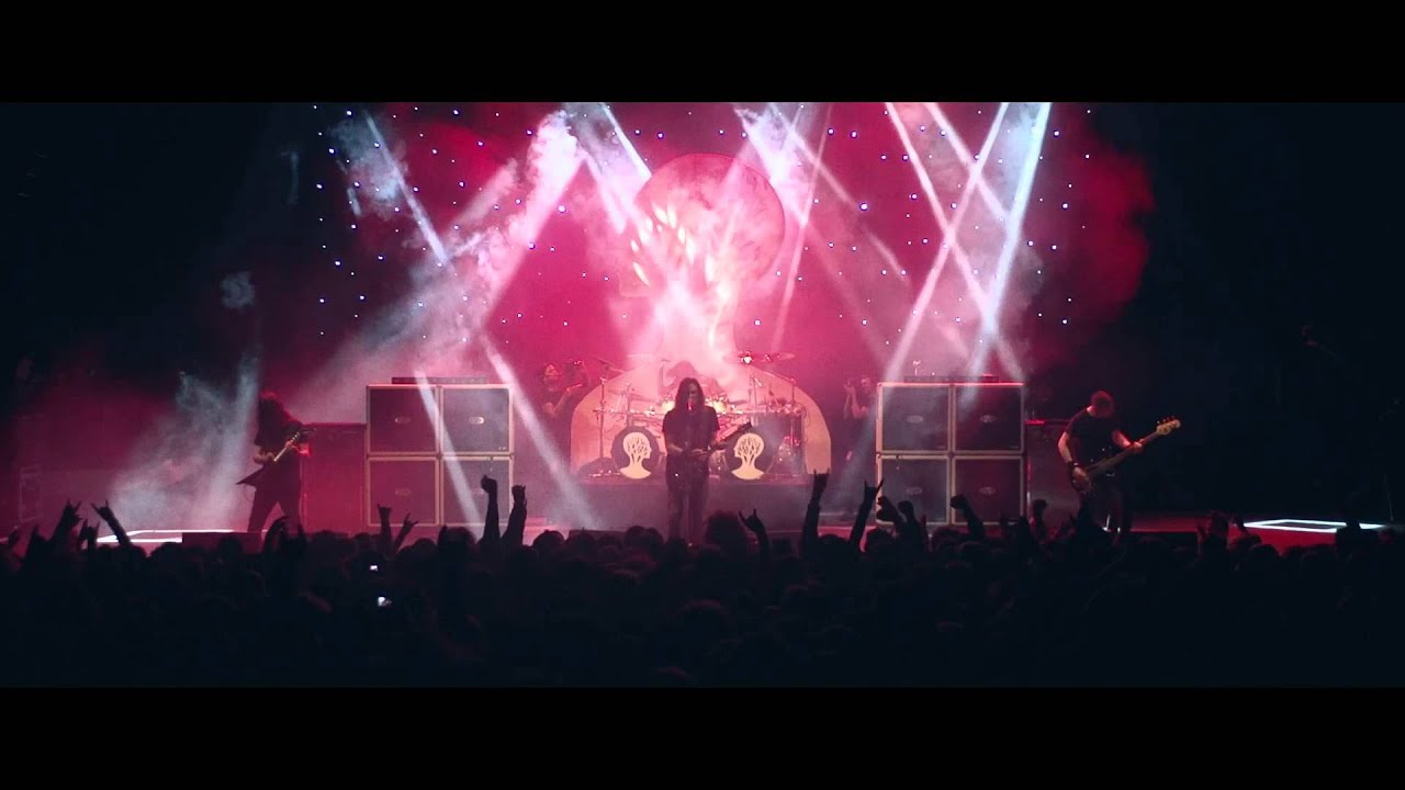 Gojira - The Gift Of Guilt (Live at Brixton Academy, London) - YouTube