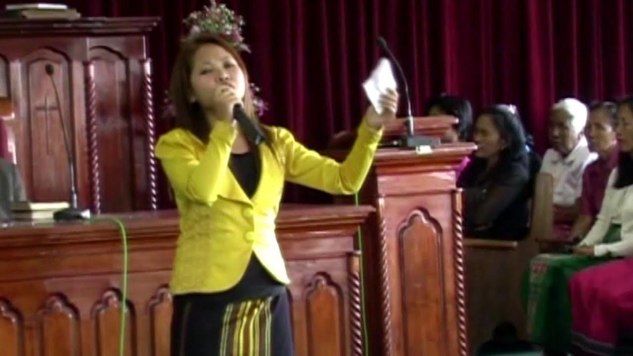 Melody Lalsawithangi (L) - Hmangaihna tawpkhawk (Live)