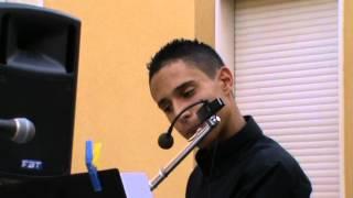 Alessandro al flauto