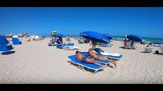 Майами. South Beach. Как отдыхают американцы
