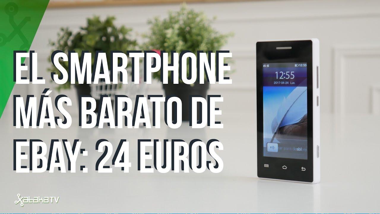 El smartphone m s barato de gearbeast 24 euros youtube for El sofa mas barato