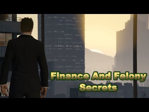 Hidden And Secret Finance And Felony Features You Didn't Know | GTA Online