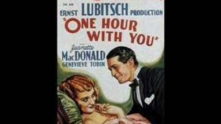 """One Hour With You"" (1932) Jeanette MacDonald"