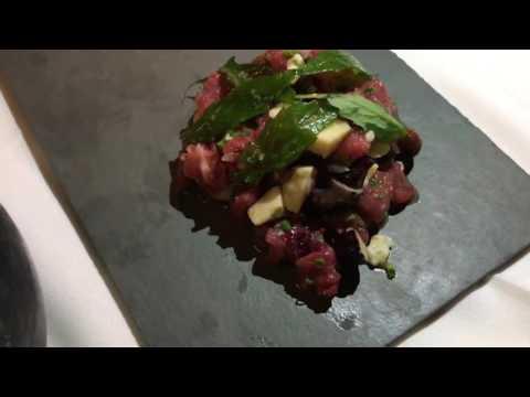 Dinner at Glouton restaurant Belo Horizonte