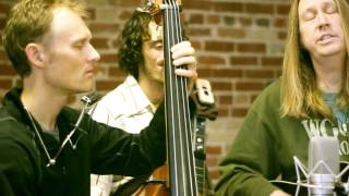 Live at JamBase HQ Episode 1: The Wood Brothers - I Got Loaded